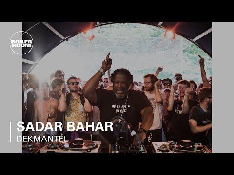 Sadar Bahar Boiler Room x Dekmantel Festival DJ Set