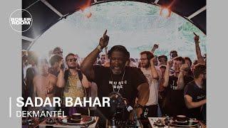 Gambar cover Sadar Bahar Boiler Room x Dekmantel Festival DJ Set