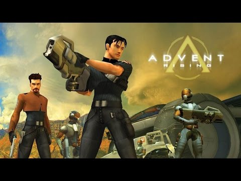 Advent Rising All Cutscenes (Game Movie) 60FPS HD