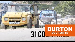 Aftermovie 2CV World Meeting Ericeira, Portugal 2017