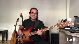 Erkin Koray | Akrebin Gözleri (Bas Gitar İnceleme)
