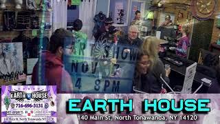 """DISC 128 - """"Earth House"""", North Tonawanda, NY"""