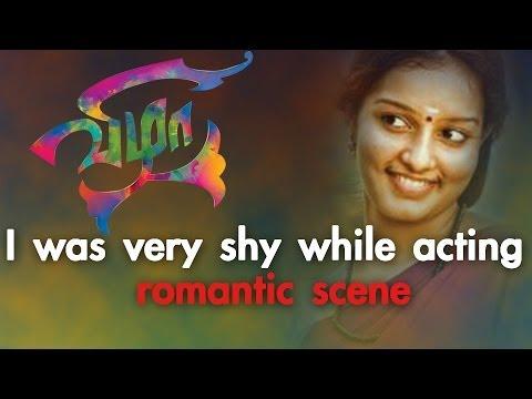 I was very shy while acting romantic scene - Actress Malavika menon in Vizha movie - Red Pix 24X7