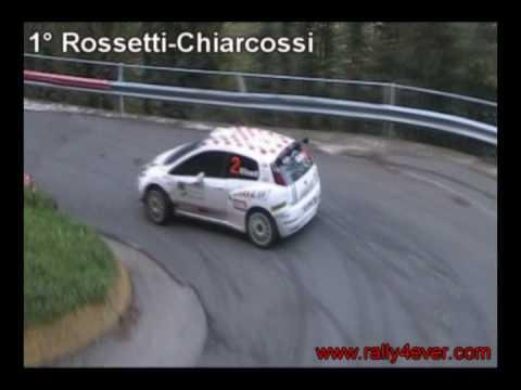 Preview video RALLY CIR COMO - ROSSETTI / TRAVAGLIA / CANTAMESSA/ + CRASCH CAVALLINI