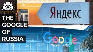 Why Is Google Struggling In Russia? Yandex