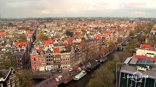 preview picture of video 'Top three ways to get around Amsterdam - Lonely Planet travel video'