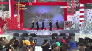 121222 KBS특별생방송 김만덕 나눔쌀 만섬쌓기 스피카(SPICA) - LONELY