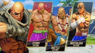 Street Fighter V: Sagat 24h Challenge feat SchiacciSempre