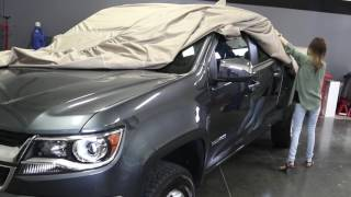 How To Install A Custom Truck Cover From Covercraft