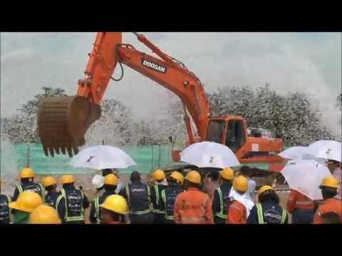 Inauguración Etapa Construcción 2012