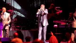 Cuba Gooding and The Main Ingredient Live........ Las Vegas....2013