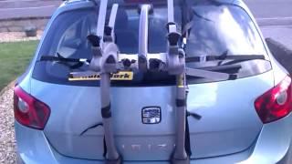 Product Review - Saris Bones 2 Bike Rack (Part 1 - Fit & Features)
