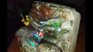 preview picture of video 'Fonte de Seichos do Rio Roboré na Bolívia.'