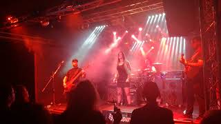 Video Stay Down - My Way @ live at Melodka
