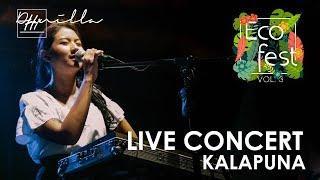 DANILLA   KALAPUNA : ECOFEST VOL.3 [ LIVE CONCERT ]