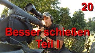 Besser schießen - Teil 1 - Trigger control & Natural point of aim