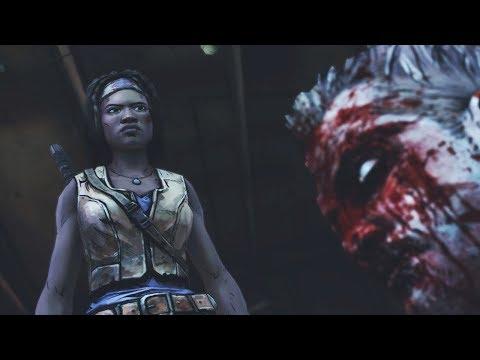 TOHLE SI ZASLOUŽIL - The Walking Dead: Michonne   #7