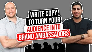 Write Copy to Turn Your Audience into Brand Ambassadors – w/ Jeff Hunter