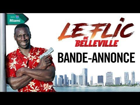 Le Flic de Belleville  Metropolitan Filmexport