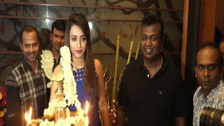 Actress Trisha Launches CHAO Restaurant | MRC Nagar, Chennai | Manoj Beno | Live On Heaven TV