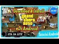 Download Install GTA SA LITE 200 MB Mod Extream Indonesia Android