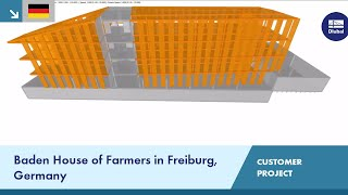 [DE] CP 000977 | Baden House of Farmers in Freiburg, Germany