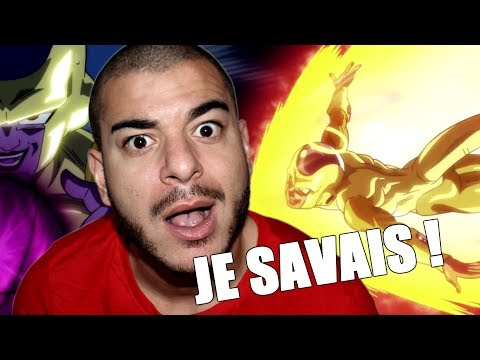 JE SAVAIS POUR FREEZER ! REVIEW DRAGON BALL SUPER 95