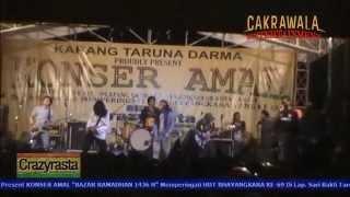 Gambar cover Crazy Rasta - Opening Song + Saat Ku Luka (Live) KONSER AMAL