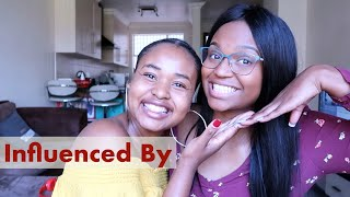 Chilling with uCHOZA BOZAAA wethu - Buhle Lupindo on influencing | Yolz Channel