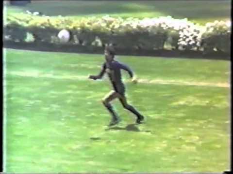 Doblete de Tuca al America Temporada 1982-83l
