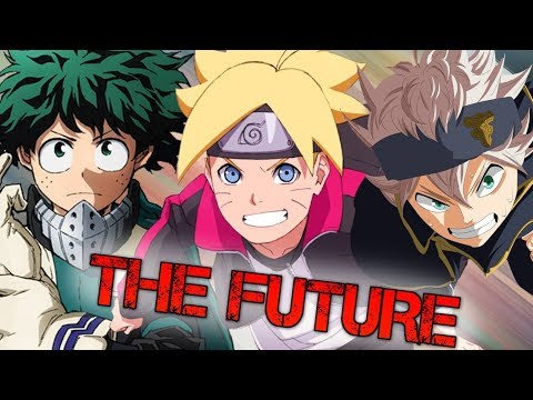 The Future of Anime - 2019 & Beyond