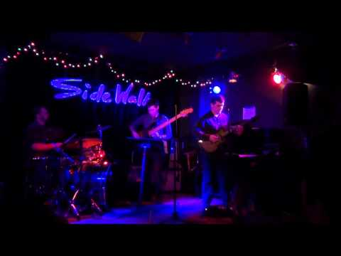 Suke Cerulo-Quip,  (Erik Egol-drums, Matt Rubano-bass)