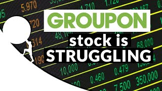 Groupon's Financial Stock Valuation in Excel: Will it survive the after 20-1 reverse stock split?