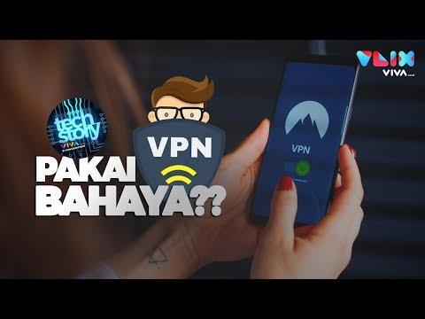 Bahaya Pakai Aplikasi VPN, Kenapa?