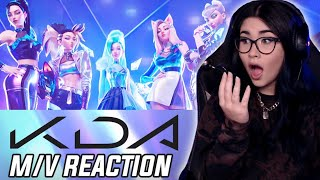 K/DA - MORE [Official Music Video] [MY REACTION]