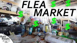 Flea Market Finds & Thrift Store Treasures!