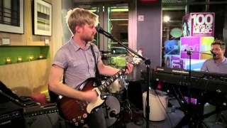 Jukebox The Ghost - The Great Unknown - 10/15/2014 - Aloft Brooklyn, NY, Brooklyn, NY