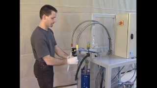 2 Component Resin Meter Mix Dispensing