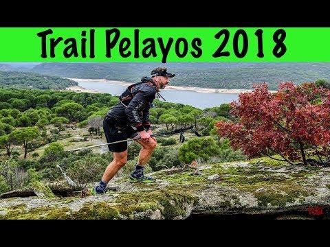 Tactika Trail Pelayos de la presa 2018!!! 27k +1350