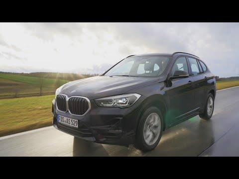 Was hat sich verbessert? 2020 BMW X1 LCI -- Review, Fahrbericht, Test