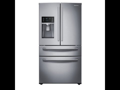 Samsung Refrigerator Review [28 cubic foot 4-Door in Stainless Steel]
