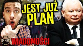 BNB Kaczyński ODEJDZIE z RZĄDU! Polityk PiS ujawnia PLAN PREZESA