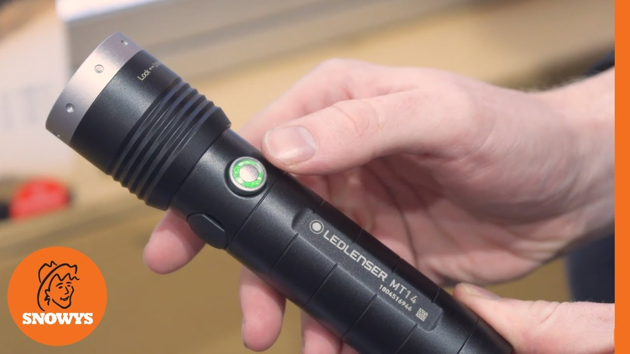 MT14 LED Flashlight