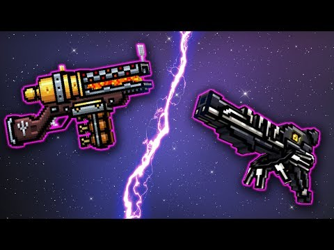 Pixel Gun 3D : HOT GREETING [vs] WEREWOLFBIG