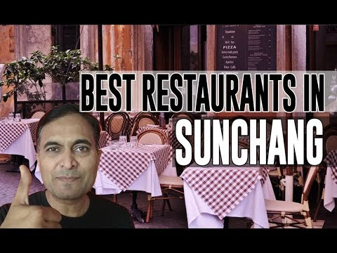 Best Restaurants and Places to Eat in Sunchang gun , South Korea