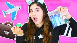 DIY TRAVEL SIZE SLIME | MAKING YOUR OWN TRAVEL SLIME | Slimeatory #323 | Kholo.pk