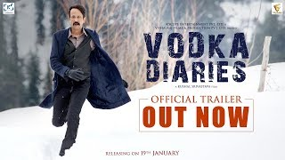 Vodka Diaries | Official Trailer | Kay Kay Menon | Raima Sen | Mandira Bedi | 19th January 2018