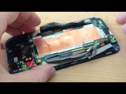 HTC One M8 mini USB Buchse reparatur/ repair (german)