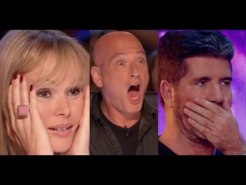 The Best Top 10 SHOCKING MAGICIANS Of All Time | AGT & BGT (видео)