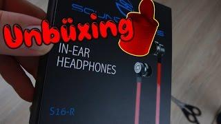 UNBÜXING ► [002] Soundsters In Ear Kopfhörer ► Let's Unbox German